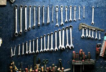 værktøjstavler
