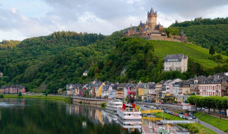 Tysk landskab