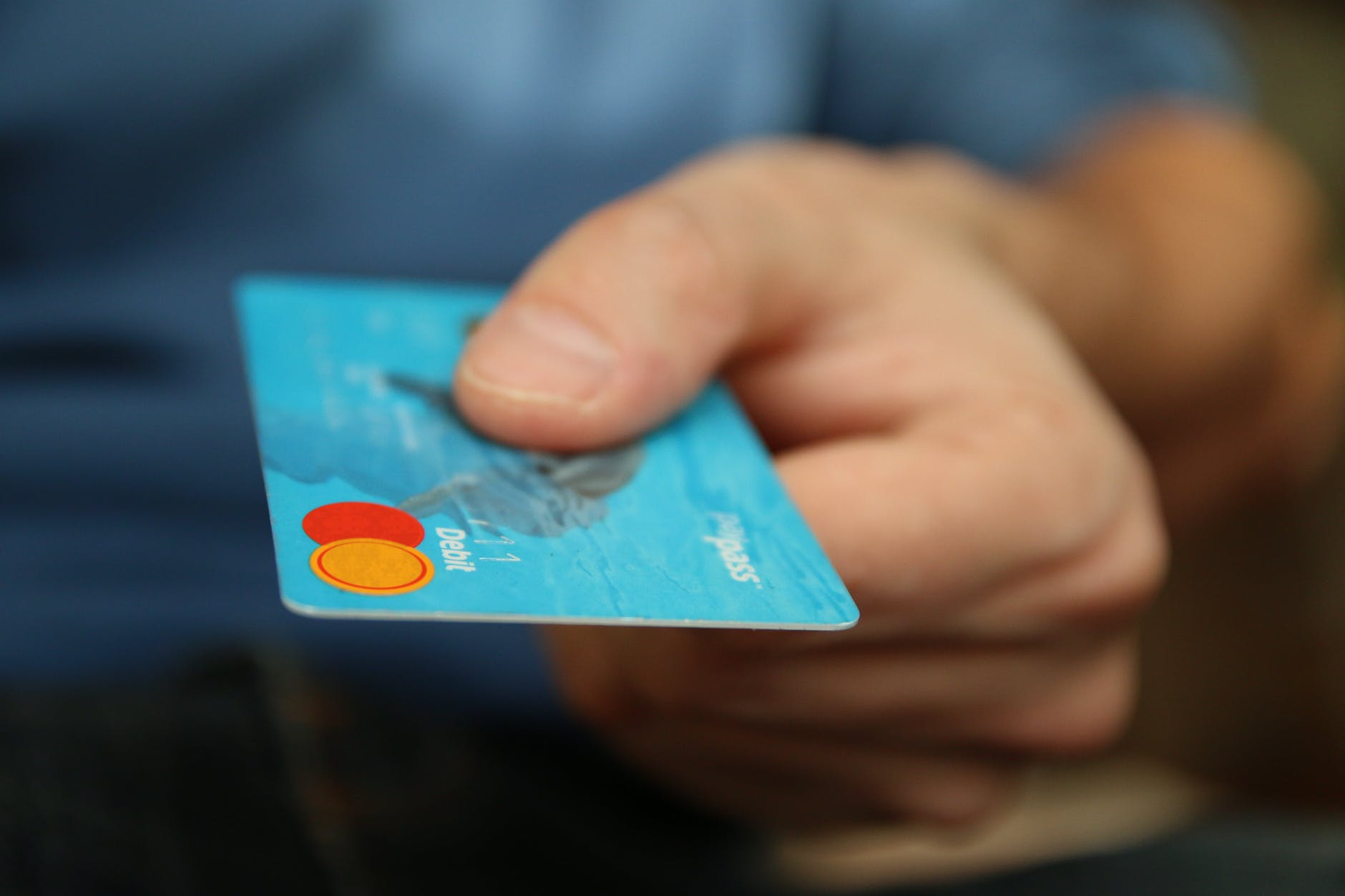 Shopping med kreditkort